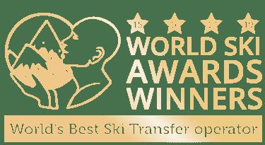 award winning ski lifts and airport transfers