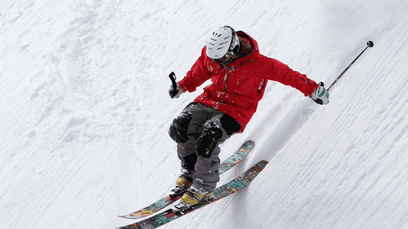 skiing during the pandemic safely - how to
