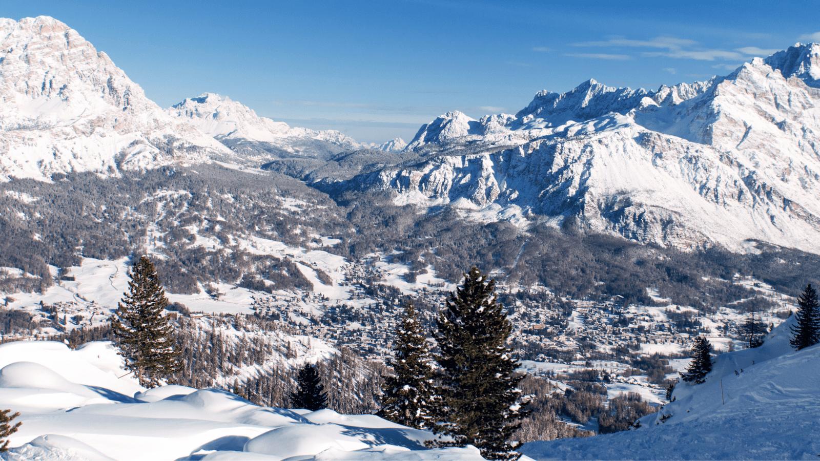 Cortina Ski Transfers - Ski Lifts