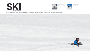 skimag top 10 ski magazines with ski lifts