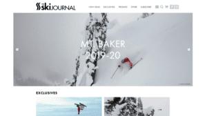 the ski journal - a top 5 magazine
