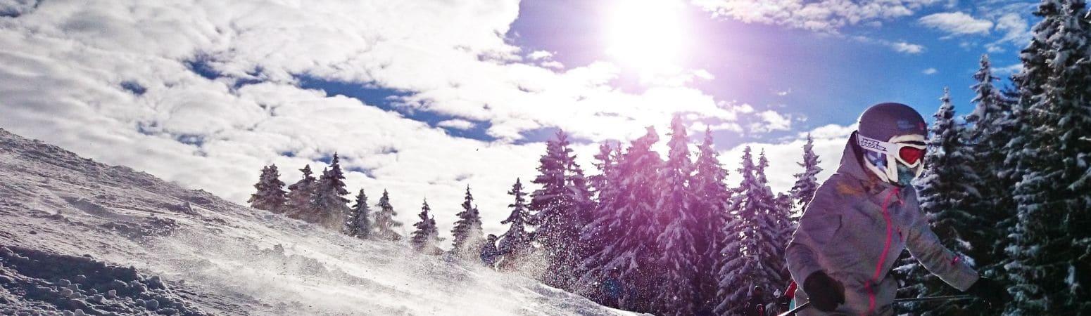Garmisch - Skiing in Germany